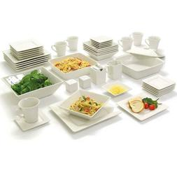 45 Piece Dinnerware Set 10 Strawberry Street Nova Square Ban