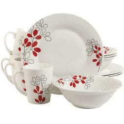 Gibson 91699.12 12 Piece Dinnerware Set For 4