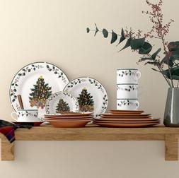 Casarez Tree 20 Piece Dinnerware Set, Service for 4
