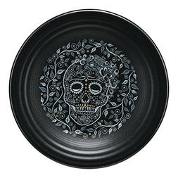 Fiesta Chip-Resistant Haunting Halloween Durable Plate Colle