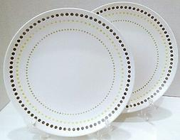 Rachael Ray Dinner Plates Hand Painted Plates Circles and Do