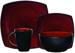 Gibson Dinnerware Set 16pc Home Dishes Food Kitchen Dinning