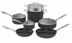 Cuisinart® Dishwasher Safe Hard-Anodized 11-pc. Cookware