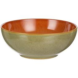 Denby Duets Stoneware Soup and Cereal Bowl - 6-1/2 Inch - Se