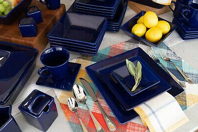45-Piece For Dinner Plates Dishes