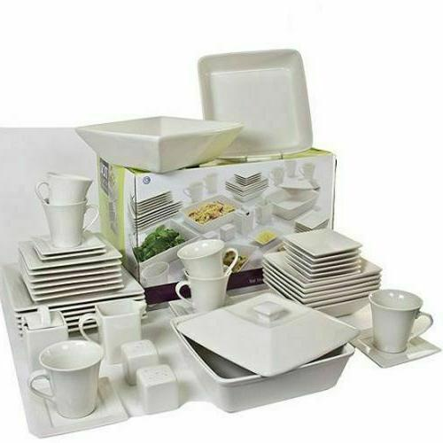 45 Piece Dishes