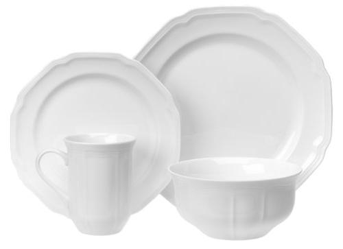 Mikasa Antique White 16 Piece Set Service for 4