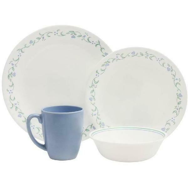Corelle Livingware Country 16-Piece Dinnerware Set