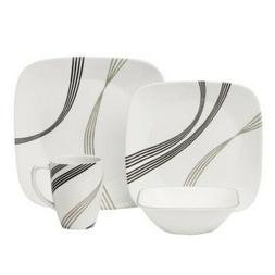 Corelle Urban Arc 16-Pc. Set, Service for 4
